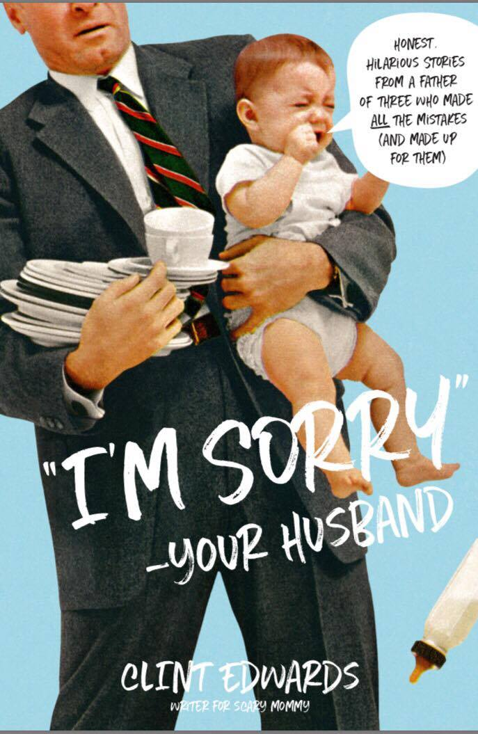 I'm sorry- book cover