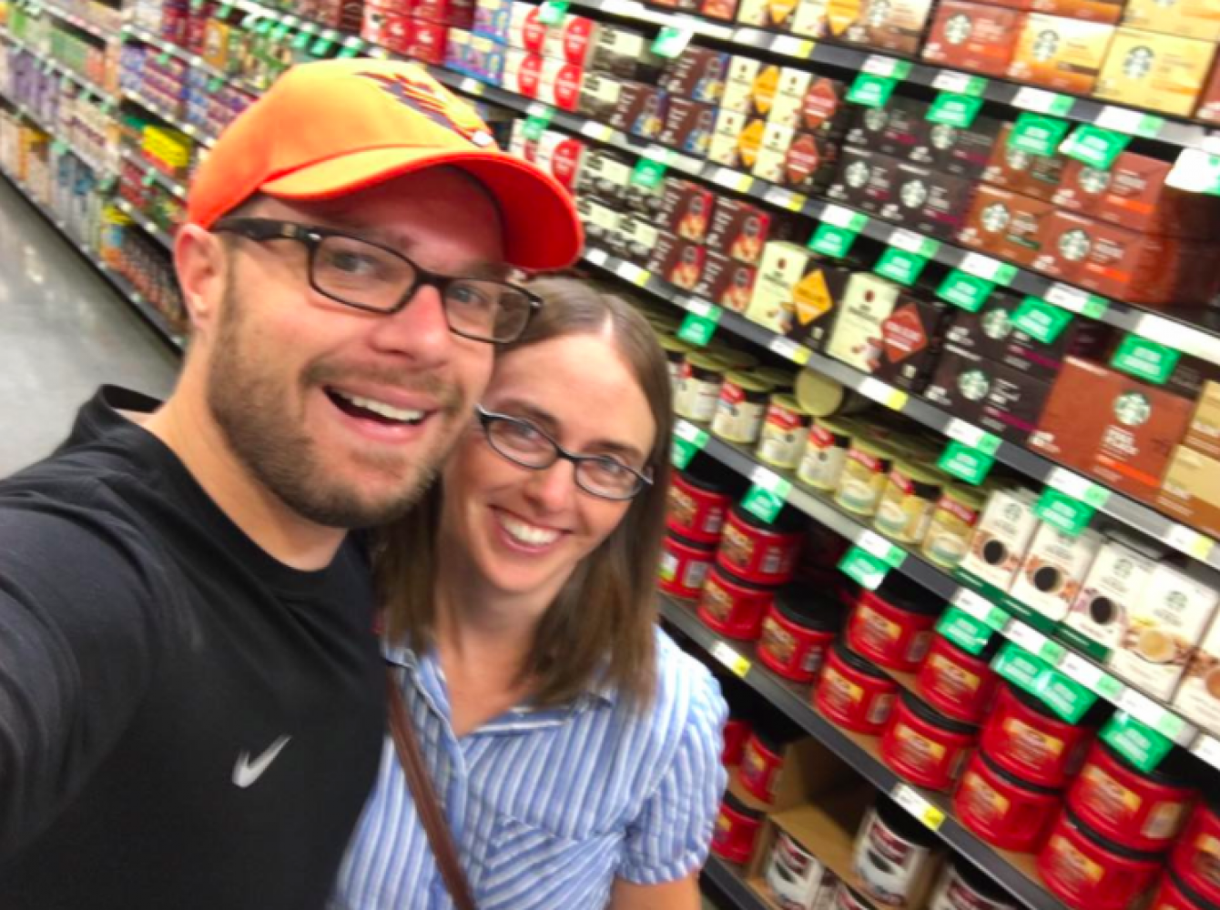Hot Date At The Grocery Store