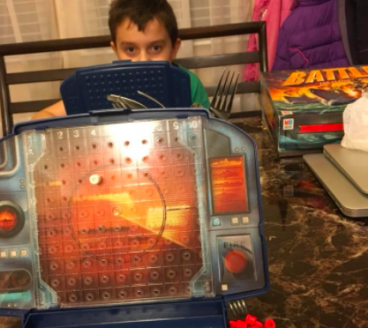 I Cheated Playing Battleship